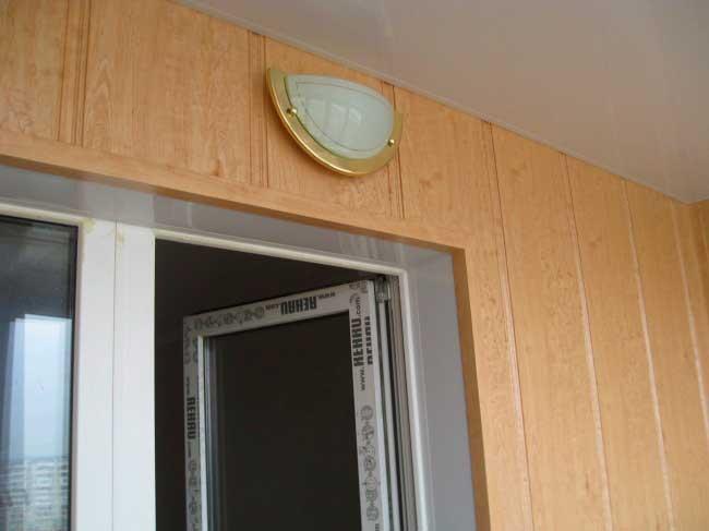 Отделка балкона мдф панелями своими руками видео
