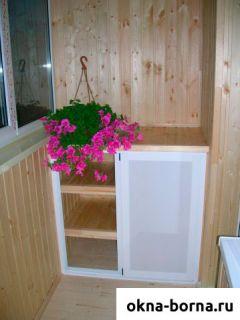 >Раздвижной шкаф из алюминия